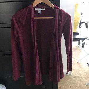 Old Navy maternity cardigan
